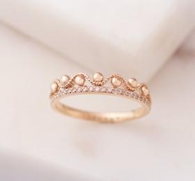 크라운 반지